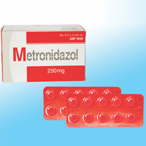 Metronidazol 250mg