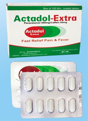 ACTADOL - EXTRA